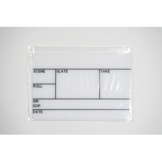 Filmsticks Acrylic Boards - premium quality slates SMALL - 19cm x 12,9cm