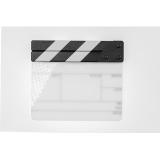 Filmsticks Clapperboards - Premium Quality Clapperboard Kits SMALL - 19cm