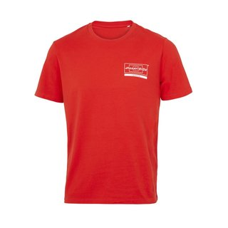 Panavision T-Shirt Bright Red