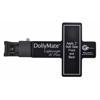 CGE Tools DollyMate Lightweight AC Plate ohne Kupo Klemme