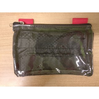 Panavision Clear Pouch Rot für Small AC Bag