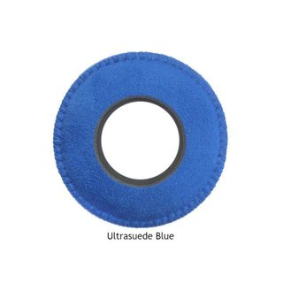 Bluestar eyecushion made of microfiber round, large