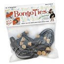 Bongo Ties im 10er Pack original