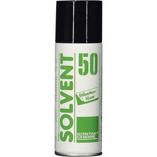 Solvent 50 Label remover 200ml