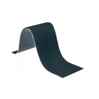 Fastech velcro tape adhesive and fleece part 50 x 10 cm black 1 pair