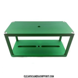 Cleans Camera Support Bench Riser-Green
