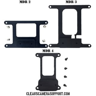 Cleans Camera Support H bracket preston MDR2