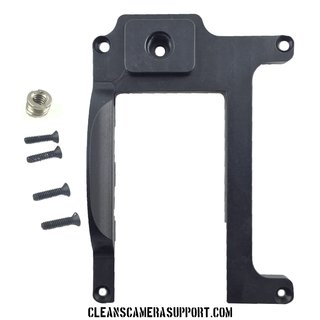 Cleans Camera Support Preston Single Channel Mounting Plate