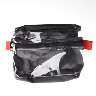 Panavision Clear Pouch Rot für DB Floor Bag
