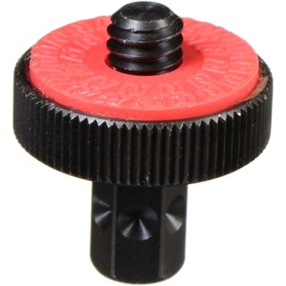 Noga Head Adaptor & Quick release Bottom Top part only Top 1/4-20 + Nut