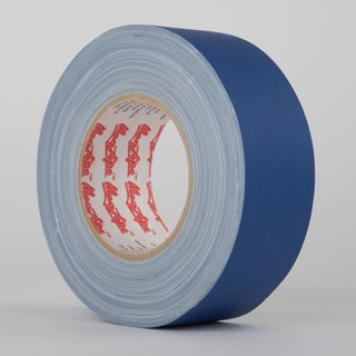 MagTape Matt 500 Gaffertape Blau 50mm x 50m