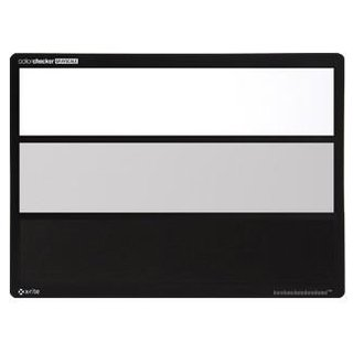 ColorChecker Grey Scale Balance Card (3 step)