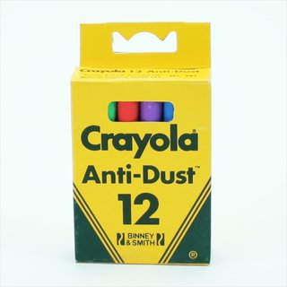 Crayola CHALK COLOUR AD PACK