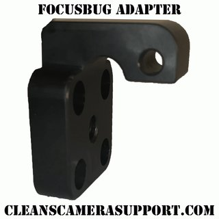 Cleans Camera Support Focusbug Adapter